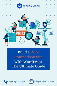 If you want to build a price comparison website and earn money from advertising then read our article to know the ultimate guide on building a price comparison site with WordPress.