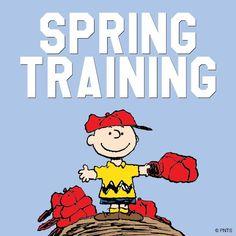 Spring Training. ⚾️