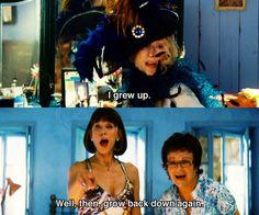 Mamma Mia lesson 1: Never grow up...