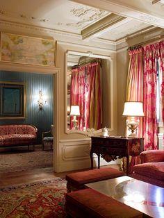 Hotel Infante de Sagres, Oporto, Portugal – The Presidential Suite