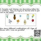 53 best classroom staar testing images on pinterest school combinations task cards with qr codes fandeluxe Images