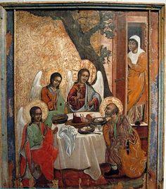 Иконаграфия Троицы   24 фотографії