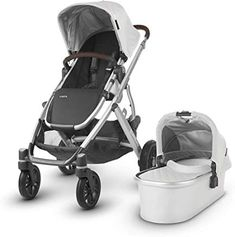 The Uppababy Vista is a sleek and streamlined pram and pushchair combination which can be converted to a travel system with the addition of a car seat, with lots of practical features while never sacrificing on style. Vista is the complete pack Uppababy Stroller, Baby Strollers, Bassinet Cover, Baby Bassinet, Convertible Stroller, Vista Stroller, Travel System, Baby Carriage, Three Kids