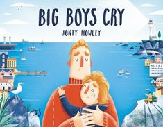 "It's Levi's first day at a new school, and he's scared. Papa doesn't know what to do, so he tells Levi, ""Big boys don't cry."" But the big boys in the world outside are telling him something different."