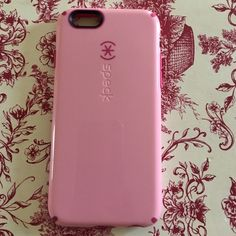 Pink on pink Speck iPhone6/6s Case Greta case. Never used. Speck Accessories Phone Cases