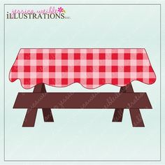 A picnic table (or picnic bench) is a modified table with attached benches, designed for eating a meal outdoors (picnicking). Description from pixgood.com. I searched for this on bing.com/images