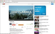 Quickly share YouTube videos using HootSuite.