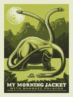 My Morning Jacket - by John Vogl