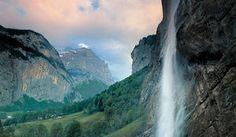 See Staubbach Falls (Bernese Alps, Switzerland) Switzerland Destinations, Switzerland Tourism, Switzerland Summer, Visit Switzerland, Les Cascades, Seen, Swiss Alps, Bournemouth, Natural Wonders