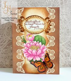 Inspired By Stamping March Stampset Release