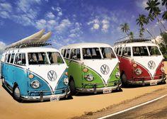 Google Image Result for http://cache2.allpostersimages.com/p/LRG/58/5834/LQFSG00Z/posters/vw-camper-campers-beach.jpg