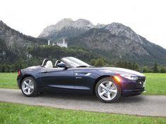BMW Z4 European Delivery