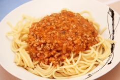 Thermomix Bolognesesauce
