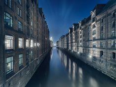 Kibbelsteg Hamburg, Germany