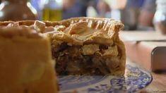 The hairy bikers pork and apple pie recipe