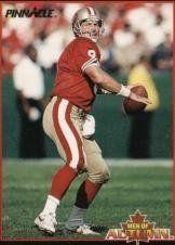 1993 Pinnacle Men of Autumn Steve Young #25 Insert San Francisco 49ers Football Card by pinnacle, http://www.amazon.com/dp/B00CIUUFXC/ref=cm_sw_r_pi_dp_E9e3rb1JCP76N
