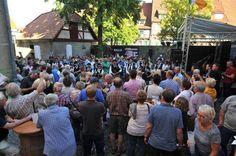 Innenhofkonzert beim Duderstädter Kultursommer: Irish Pub Night