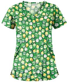 b6899c831aa See more. H864LCG Uniform Advantage, Scrub Tops, Scrubs, Blouse, Polka Dot  Top, Fashion