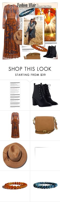 """""""Hello Fall!"""" by zenstore ❤ liked on Polyvore featuring Arche, Zimmermann, Valentino, Brahmin, TIEDEKEN and Eugenia Kim"""