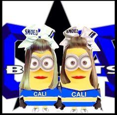 smoed twin minions