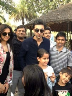 Ranbir Kapoor who is on Cloud Nine with the success of his recent release Barfi, is gearing up for his next film Yeh Jawaani Hain Deewani opposite his ex girl friend Deepika Padukone, directed by Ayan Mukerji.