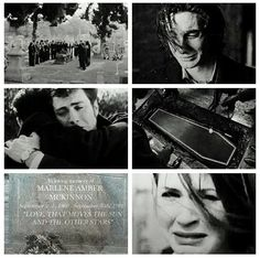 It should have never been this way. I ship Sirius and Marlene <3