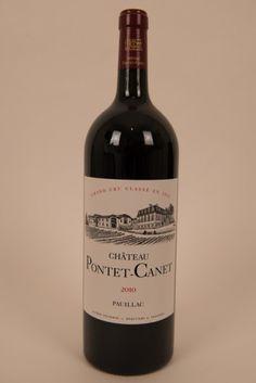 Château Pontet-Canet GCC Pauillac AOC 2010 Magnum. Eine Bombe aus dem Bordeaux, 100/100 Parker Punkten mehr geht nicht. Ein Superwein Der ultimative Wein aus dem ultimativen Bordeaux-Jahrgang.