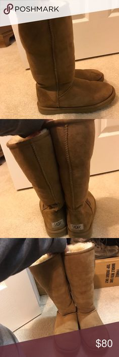 f2220e899 37 Best Tan ugg boots images in 2018 | Boots, Fall fashion, Fashion ...