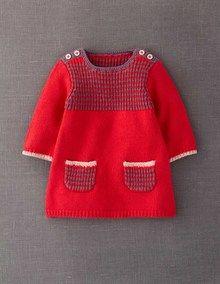Mini Boden sweater dress