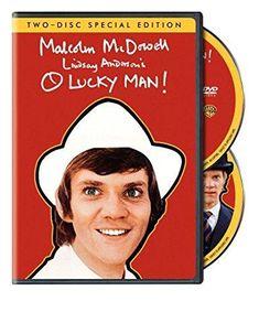 Malcolm McDowell & Lindsay Anderson - O Lucky Man!