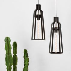 "Digging these ""Skeleton"" lights by @itai_baron inspired by the age-old method of sand casting."