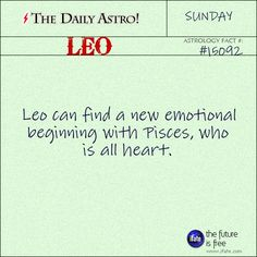 Daily Astro: Leo . http://ifate.com