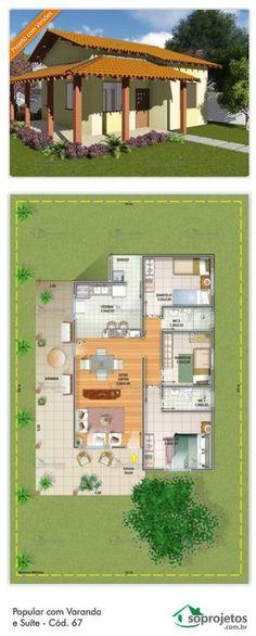 117,63 METROS QUADRADOS.  38,10 METROS QUADRADOS DE VARANDA Residência de dois dormitórios, uma suíte e dois banheiros. Possui sala de estar e jantar conjugados. Cozinha e área de serviço. Telhado em 2 águas.