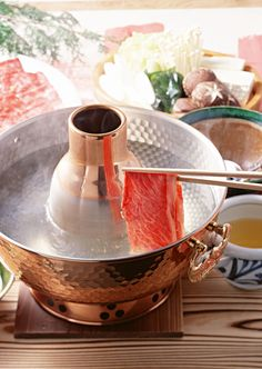 Japanese Beef Shabu Shabu Hot Pot|しゃぶしゃぶ鍋. I love shabu shabu. that sounds really good right now