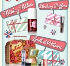Gift With Orders Of $50 Or More @ Benefit Cosmetics
