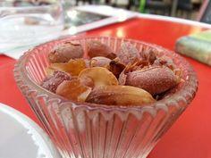 Almonds in France
