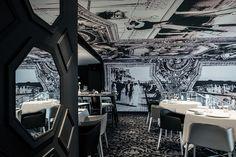 Restaurant de l'hôtel des Cures Marines