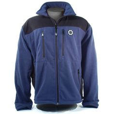 DadGear Diaper Cargo Jacket - Blue by DadGear at BabyEarth.com
