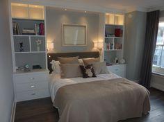 Fitted bedroom furniture modern-bedroom