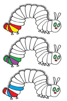 Preschool Learning Activities, Preschool Worksheets, Book Activities, Toddler Activities, Preschool Activities, Very Hungry Caterpillar Printables, Hungry Caterpillar Activities, Hand Crafts For Kids, Insect Crafts