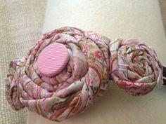 Pink Paisley Headband by SassyFrassShops on Etsy, $5.00