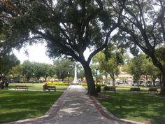Munn Park Lakeland Florida