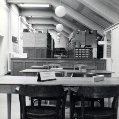 Zürich, ETH Zürich, Hauptgebäude (HG), Hauptbibliothek, Literaturnachweis. Ans_01582 Conference Room, Table, Furniture, Home Decor, Decoration Home, Room Decor, Meeting Rooms, Tables, Home Furnishings