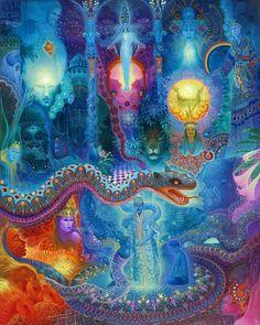 Anderson Debernardi  Magic serpent