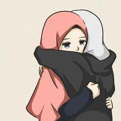 Terkadang kita butuh teman untuk tempat kita bersandar . »Hfz«