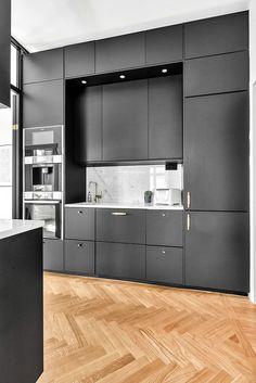 home interior design magazine Modern Kitchen Interiors, Luxury Kitchen Design, Best Kitchen Designs, Best Interior Design, Modern House Design, Interior Design Kitchen, Interior Decorating, Luxury Interior, Kitchen Modern