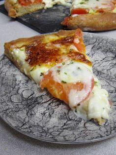 Garlic Lover's Pizza