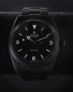 black. OMG love this watch!!!!