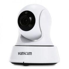 Deze WIFI IP Camera is weer een leuke! Hij kan draaien en 'tilten' (omhoog en naar beneden) en werkt op Android en Apple apparaten! En dat voor de prijs van wel €18!  http://gadgetsfromchina.nl/wanscam-720p-wifi-ip-camera-e18/  #Gadgets #Gadget #GadgetsFromChina #Gearbest #WanScam #720P #WIFI #IP #Camera #smartphone #tablet #android #iOS #Apple #iPhone #deal #sale #aanbieding
