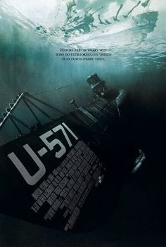 Directed by Jonathan Mostow.  With Matthew McConaughey, Bill Paxton, Harvey Keitel, Jon Bon Jovi. A German submarine is boarded by disguised American submariners trying to capture their Enigma cipher machine.